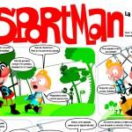 Sportman-tirolina