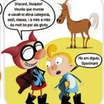 Sportman-cavall