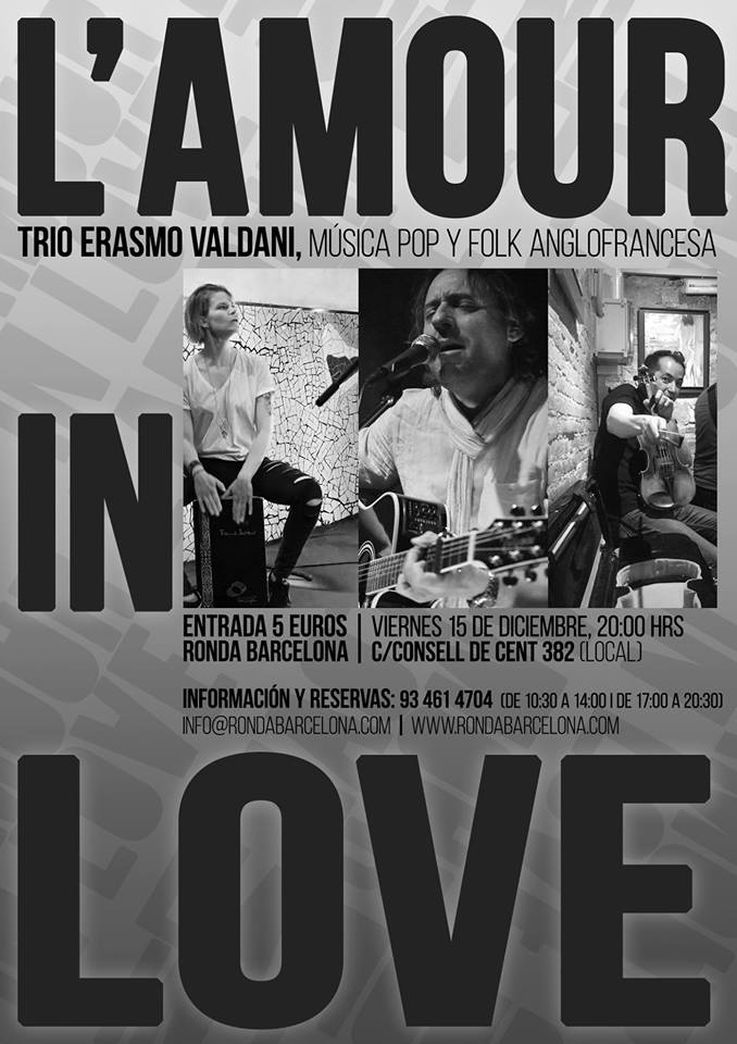 cartel l'amour in love