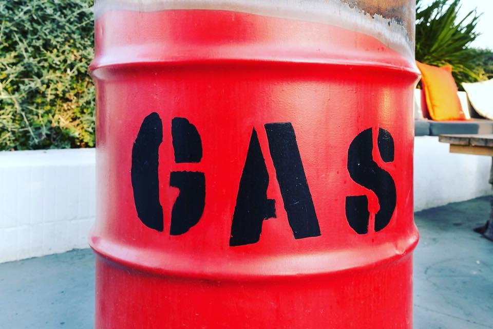 Gas Maezo